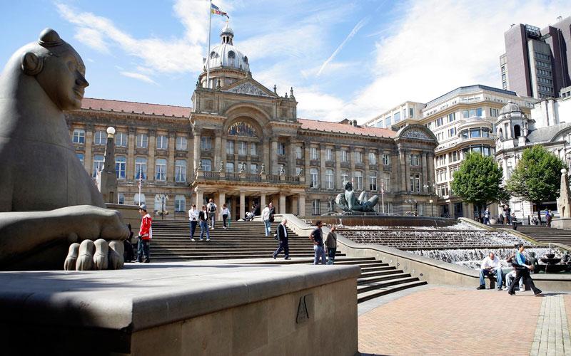 Du học thành phố Birmingham