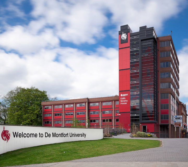 Trường De Montfort University