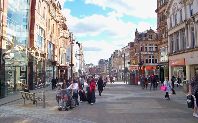 Du học thành phố Leeds