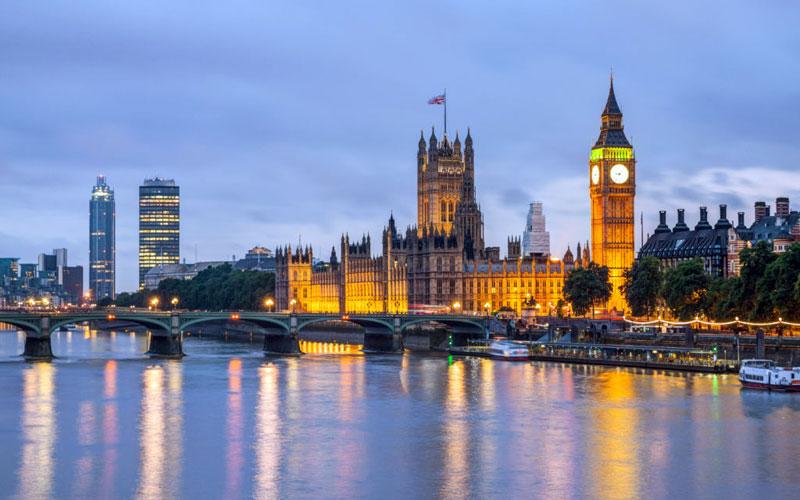 Du học thành phố London