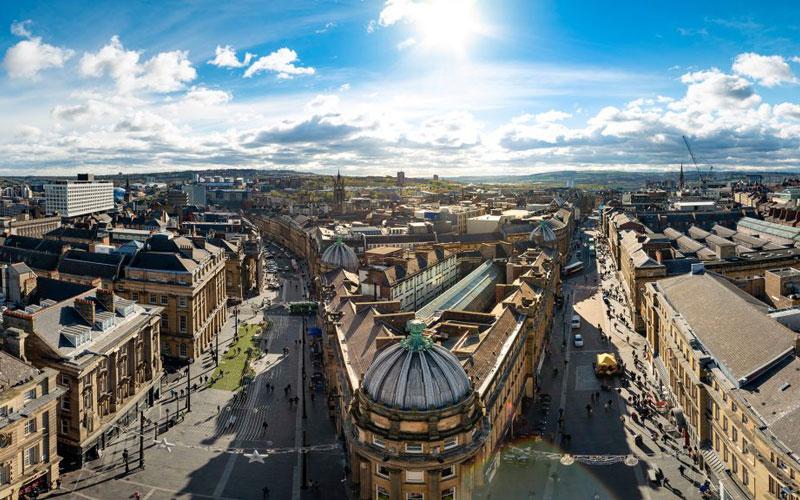 Du học thành phố Newcastle