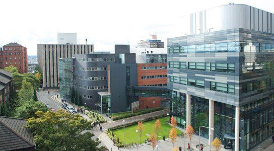 Trường University of Strathclyde