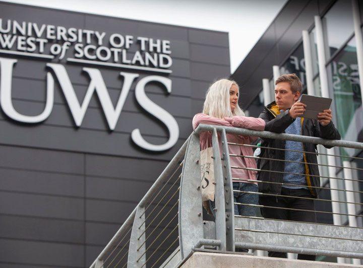 Trường đại học West Of Scotland
