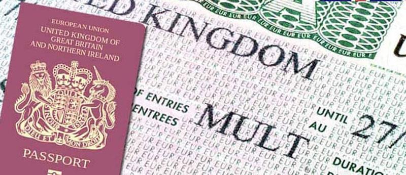 Phí làm visa du học Anh