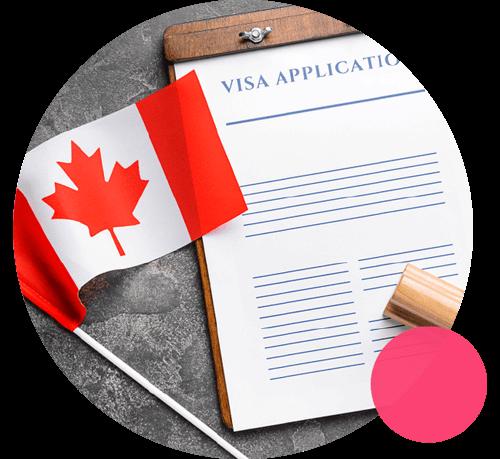 Giấy phép và visa du học Canada