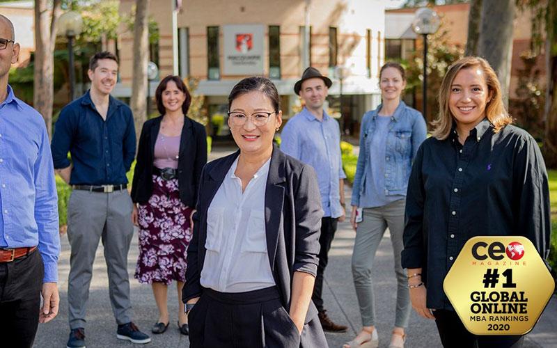 Giáo viên nhiều kinh nghiệm của Macquarie University