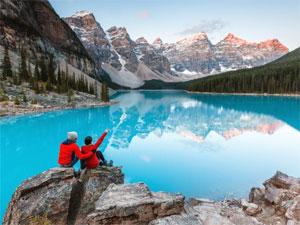 Khám phá vẻ đẹp tự nhiên của Canada
