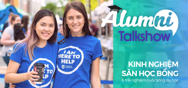 Alumni Talkshow: Trải nghiệm học tập