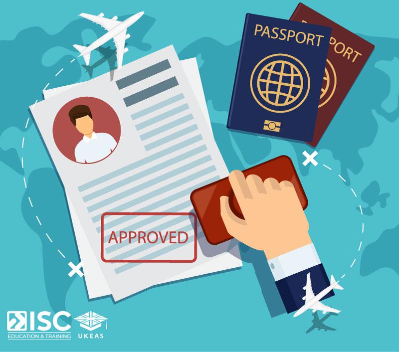 Quy trình 4 bước xin visa đi du học Anh