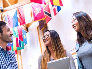 Các dịch vụ hỗ trợ dành cho sinh viên quốc tế