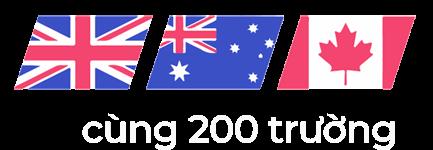 200 trường đối tác