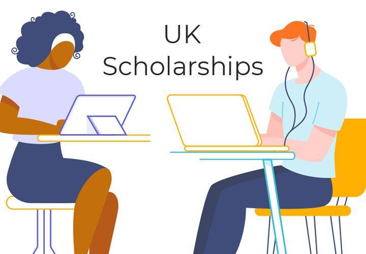 Một số học bổng tốt từ các trường đại học Anh đến 2022