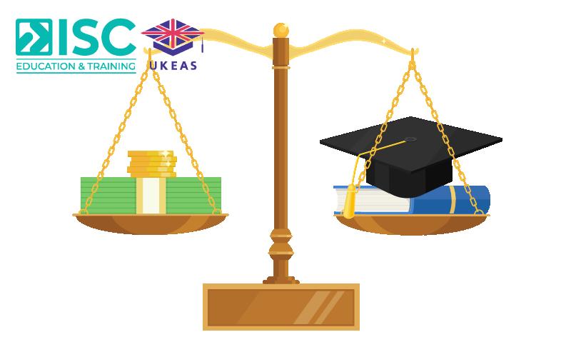 Có học bổng có cần chứng minh tài chính không?