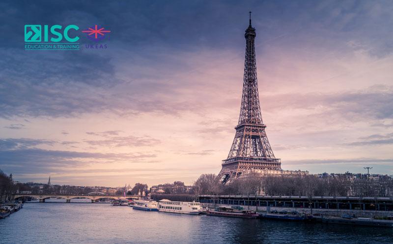 Pháp là quốc gia luôn nằm trong top 05 nước yêu thích khi du học Châu Âu
