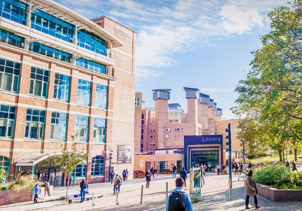 Coventry University slide
