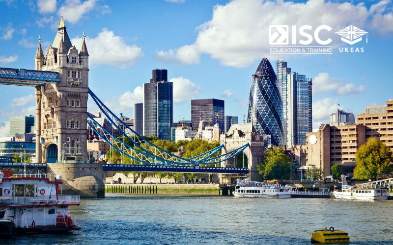 London là trung tâm tài chính của Châu Âu