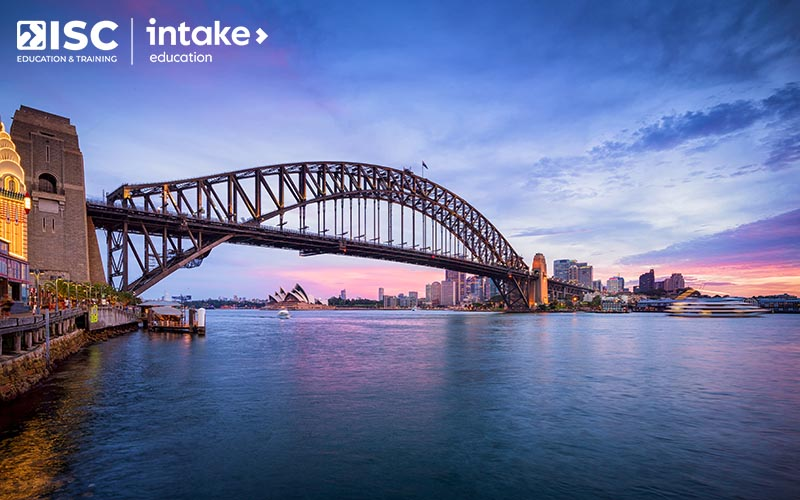 Một cây cầu tại Sydney