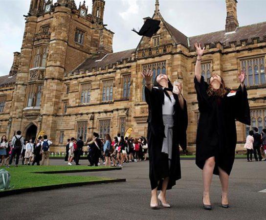 Kinh nghiệm chọn trường du học Úc